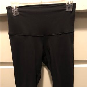 Size 6 high waisted or roll down black WUC